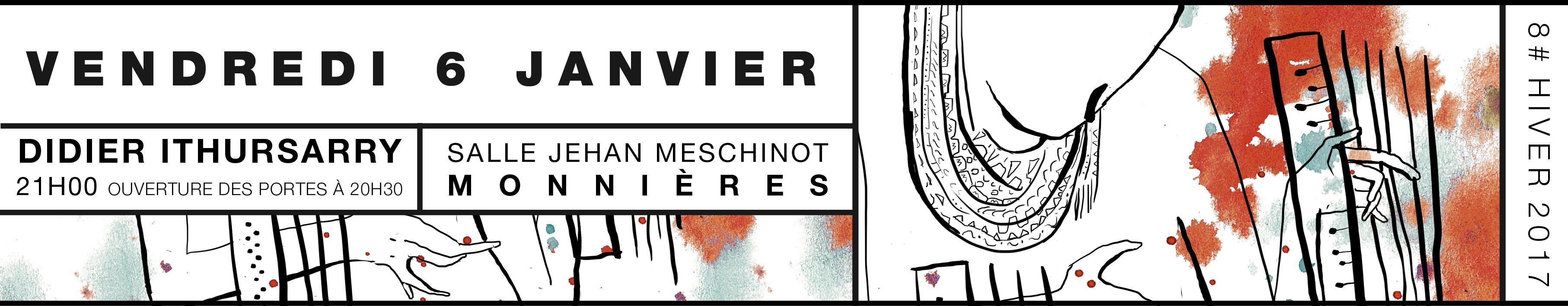 # 8 – HIVER 2017 : Vendredi 6 janvier