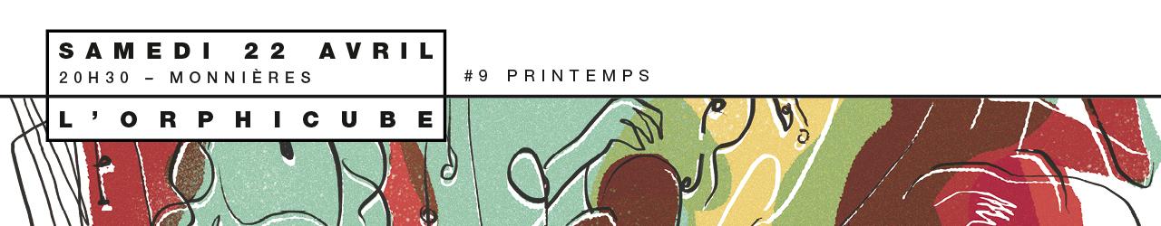 # 9 – PRINTEMPS 2017 : Samedi 22 avril