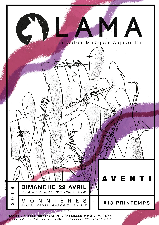 Affiche LAMA #13_web